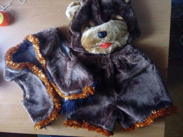 Карнавальный костюм Медвежонка