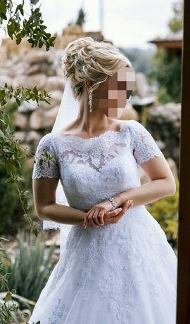 Продам свадебное платье Dominiss Milena.
