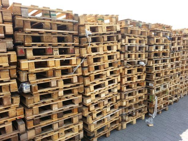 Palety jednorazowe UŻYWANE 120x80 drewniane paleta drewniana używana