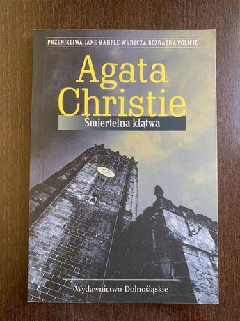 Agata Christie ~ Śmiertelna klątwa
