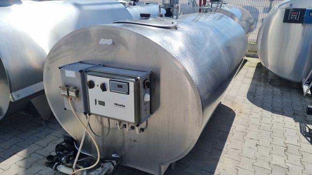 Schładzalnik zbiornik chłodnia do mleka 2000 litrów, Gwarancja 6 m-cy