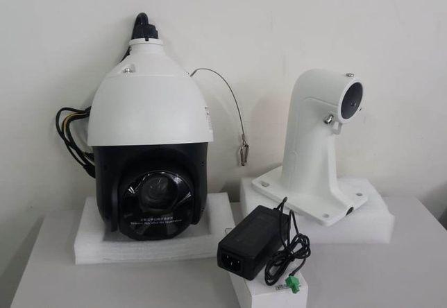 Поворотная iP SPEED DOME 2Mp Hikvision 25x зум PoE для видеонаблбдения