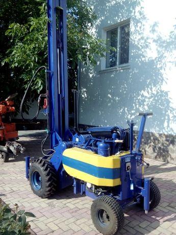 Скважина на воду | Бурение скважин 670 грн
