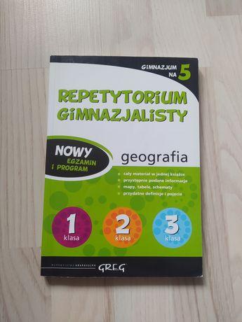 Repetytorium z geografii