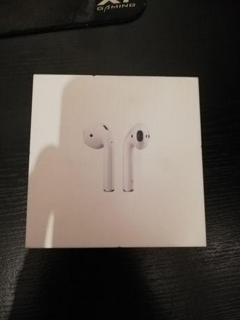 Nowe słuchawki airpods Apple