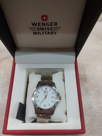 Швейцарские часы Wenger Mens Swiss Military Alpine Elite