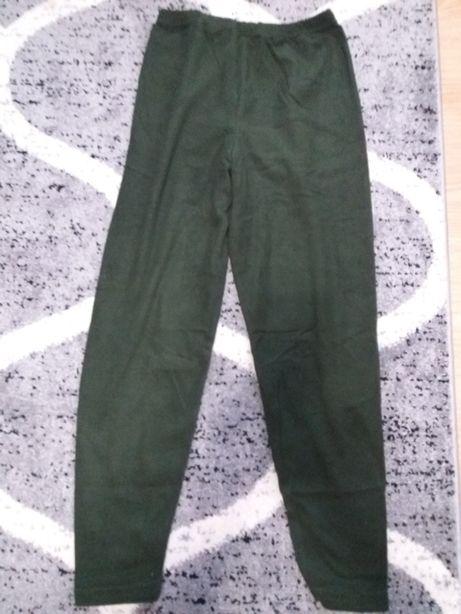 Kalesony wojskowe zimowe specjalne kolor Khaki wzór 516 Mon nowe