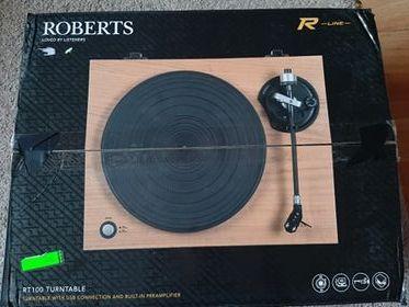 ROBERTS RT100 Turntable