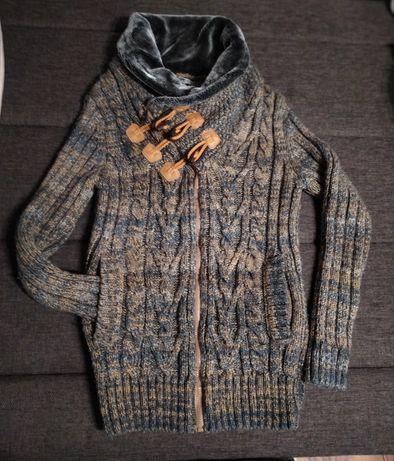 Sweter damski vintage Leif Nelson