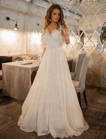 Плаття на розпис,весілля,випускний