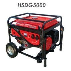 Agregat prądotwórczy HSDG5000 Mastercut
