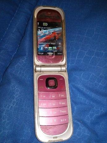 "Телефон Nokia 7020a-2 45Mb TFT 2.2"" 240x320 2Mp microSD 16Gb radio USB"