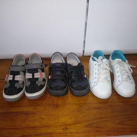 3x buty Lasocki,Sprandi r.33 adidasy,półbuty,sandały stan bdb,jak Nowe