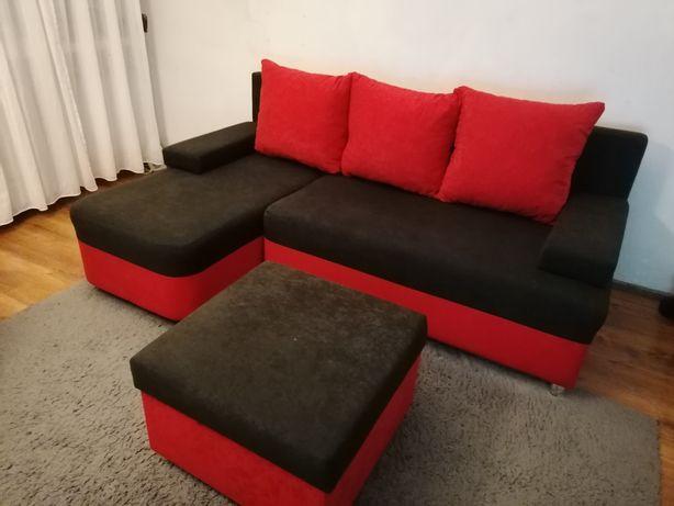 Sofa Rogówka rozkładana