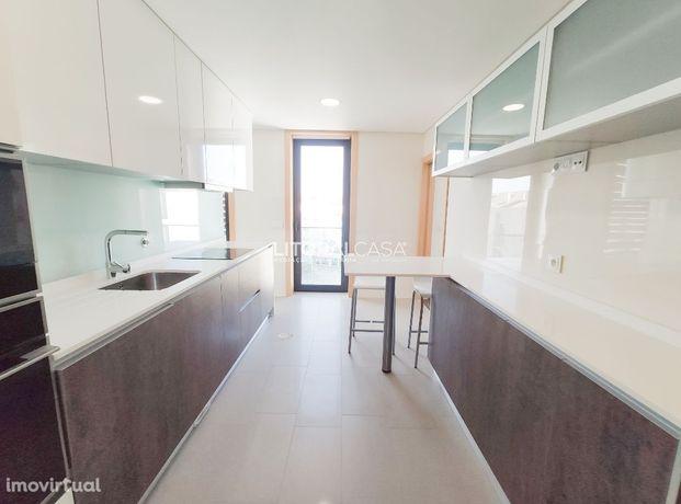 Excelente Apartamento T2 Novo na cidade de Aveiro