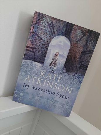 """Książka """"Jej wszystkie życia"""" Kate Atkinson"""