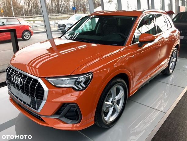 Audi Q3 Audi Q3 S line 35 TFSI 150 KM S tronic NOWY 2019...