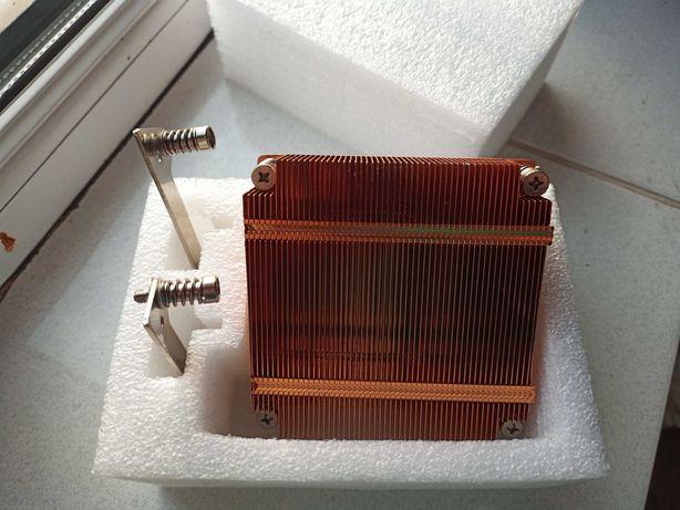 2 Радіатори SNK-P0048AP4 для LGA2011