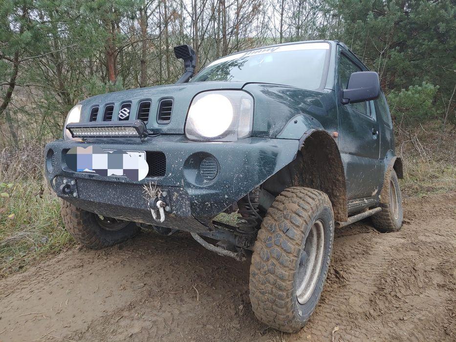 Suzuki Jimny off-road, 1.3 b/g ,4x4, BFGoodrich MT, Zamiana!!! Nowe - image 1