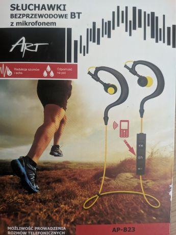 Słuchawki bezprzewodowe BT ART AP-B23