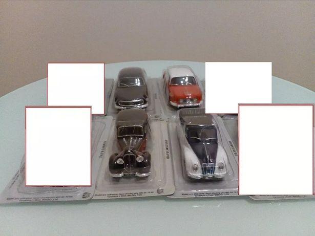 IFA, Tatra Kultowe auta PRL 1:43
