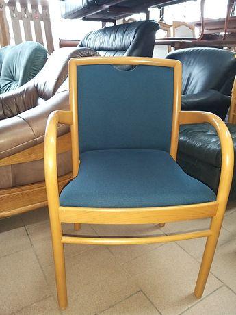 Krzesła fotelowe ładne wygodne solidne lekkie stan bdb. duża ilość