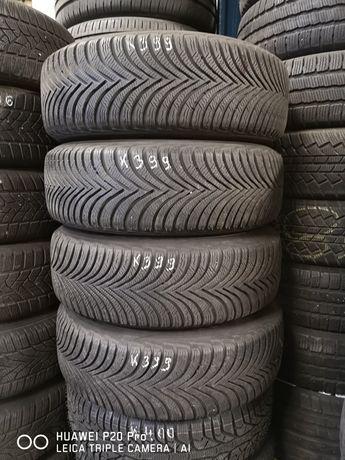 Komplet kół zimowych 5x114,3 Hyundai Kia 195/65/15 Michelin 7,3mm