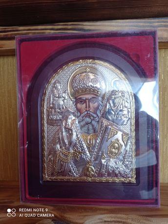 """Ікона """" Святий Миколай"""""""
