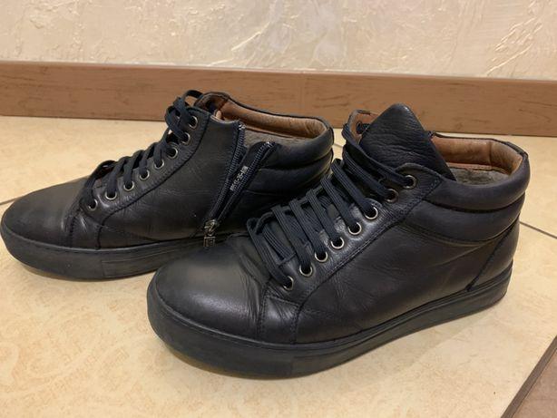 Ботинки, мешти зимові
