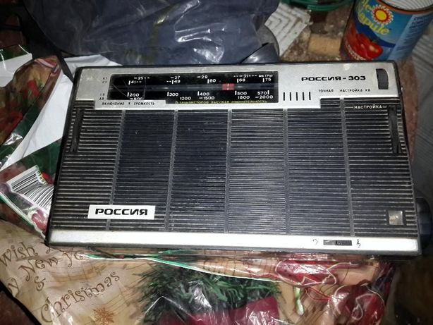 Радиоприемник Россия 303