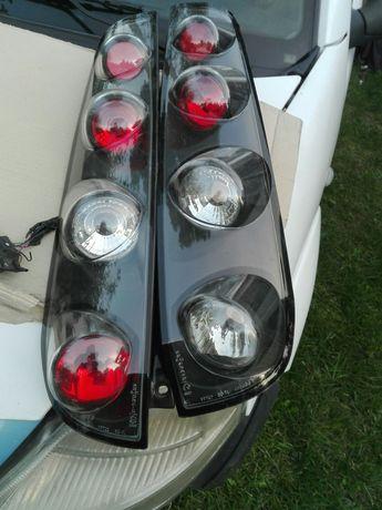 Lampy tył Ford Festa Mk6 3drzwiowa