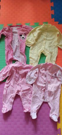 Человечки для новорожденной девочки от 0 до 4 месяцев