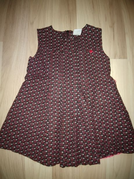 Sukienka Coccodrillo r.104 j.Nowa
