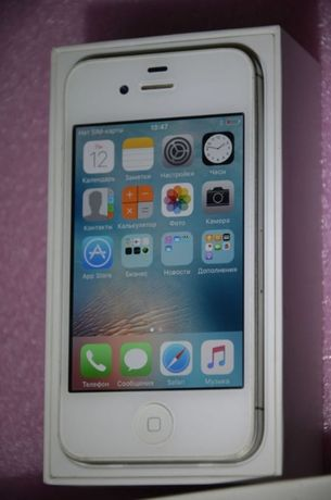Apple iPhone 4s 8 gb Neverlock Оригинал