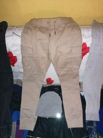 Spodnie bojówki H&M. Nowe.