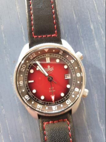 Relógio Phoibos Eagle Ray GMT