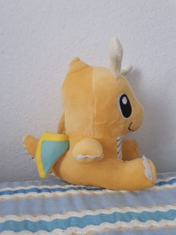 Pokémon peluche Dragonite