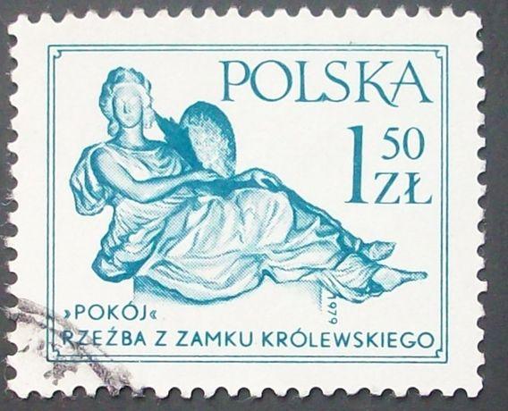 K znaczki polskie z 1979 roku