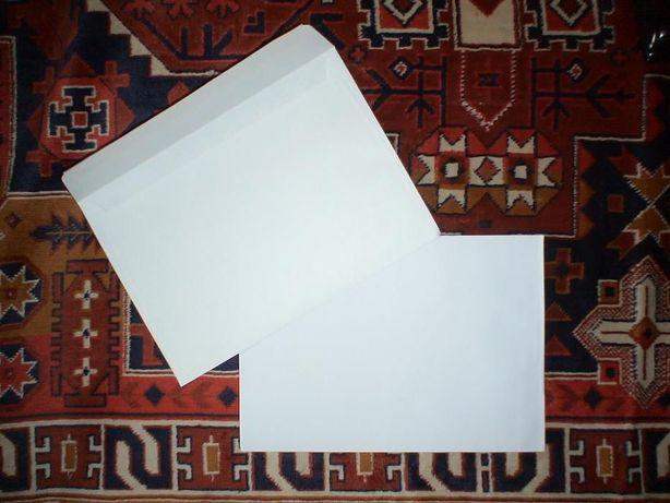 Новые почтовые конверты размер С5 ( размер 23х16см.)