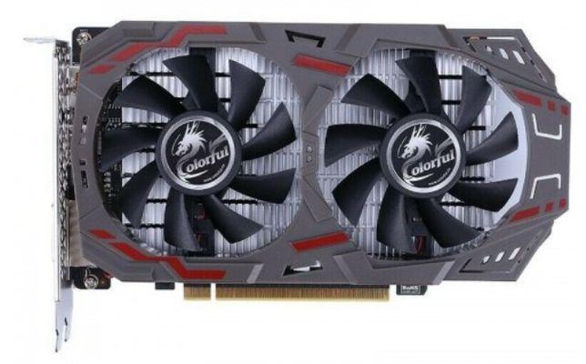 Colorful GeForce GTX 1050 Ti 4Gb