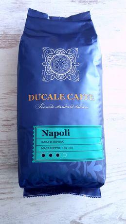 Зерновой кофе / кава Ducale Palermo , Napoli