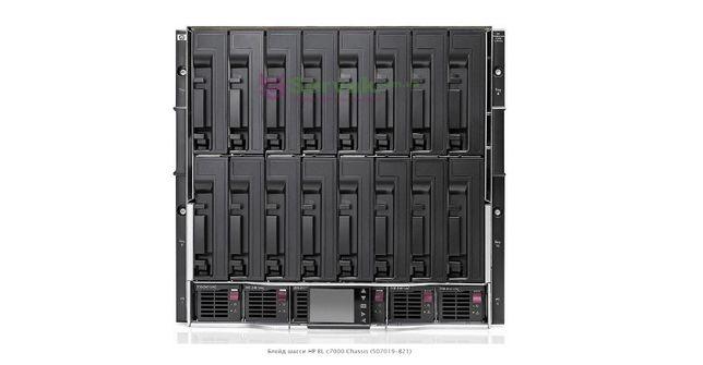 Блейд серверы HP BL c7000 /c3000 Chassis (G7, Gen8, 9) Гарантия