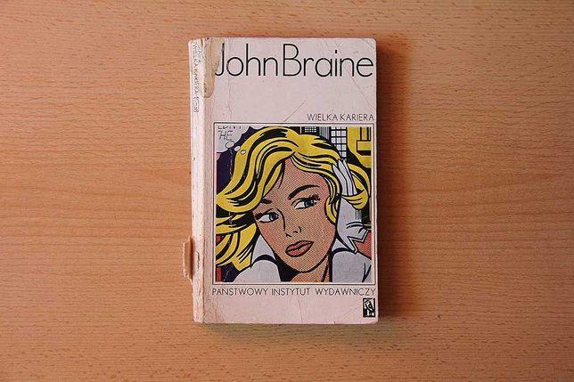 Wielka kariera John Braine
