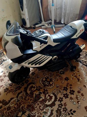 Электромотоцикл k1200
