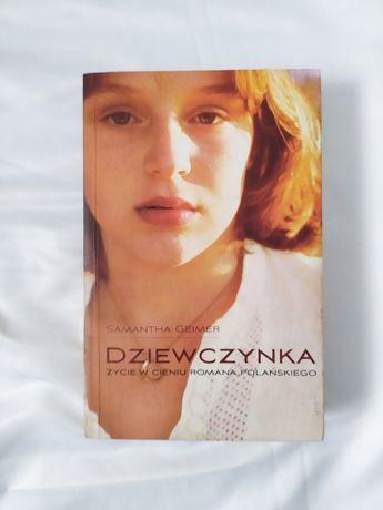 Książka Dziewczynka życie w cieniu Romana Polańskiego Samantha Gwineę