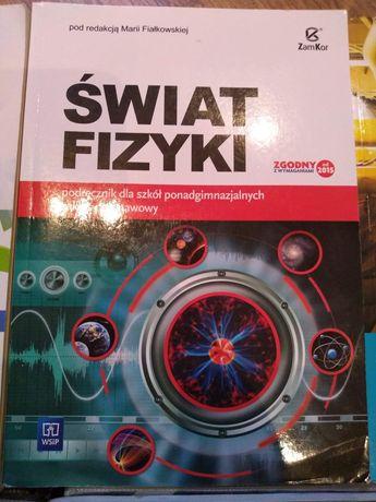 Świat fizyki 1 książka