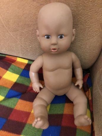 Пупс анатомический девочка этнический кукла Top Toy 38 см