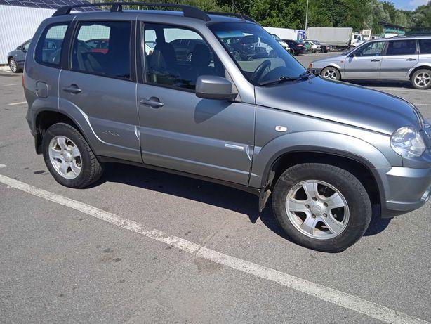 Chevrolet Niva BERTONE (або ОБМІН)