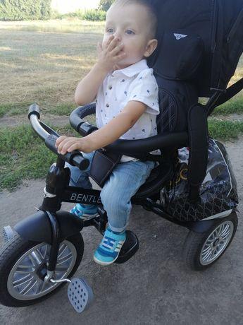 Детский велосипед бентли