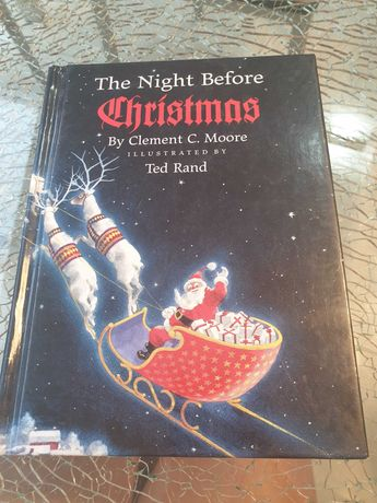 The Night Before Christmas, Clement C. Moore